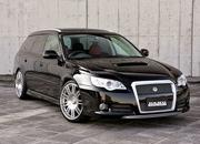 Subaru Legacy tuned by DAMD