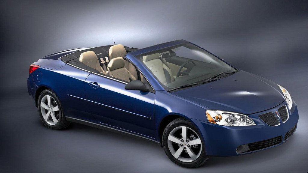 Top 10 Hardtop Convertibles For 2007 Picture 153185