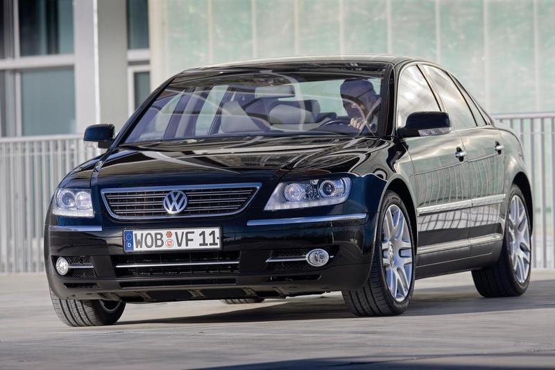VW Phaeton to return to USA