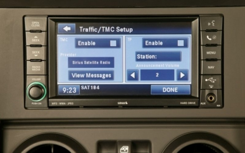 Watch Live Sirius TV From Back Of Your Chrysler Vehicle