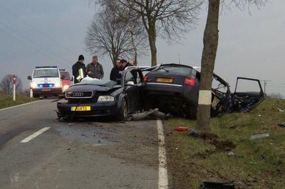 You Whant to Buy a Crashed Audi?