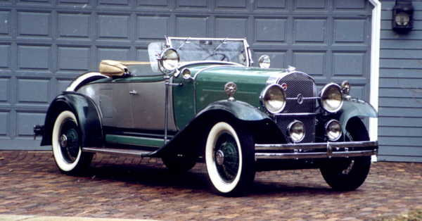 1929 - 1942 Studebaker President 8 Pictures | car review ...