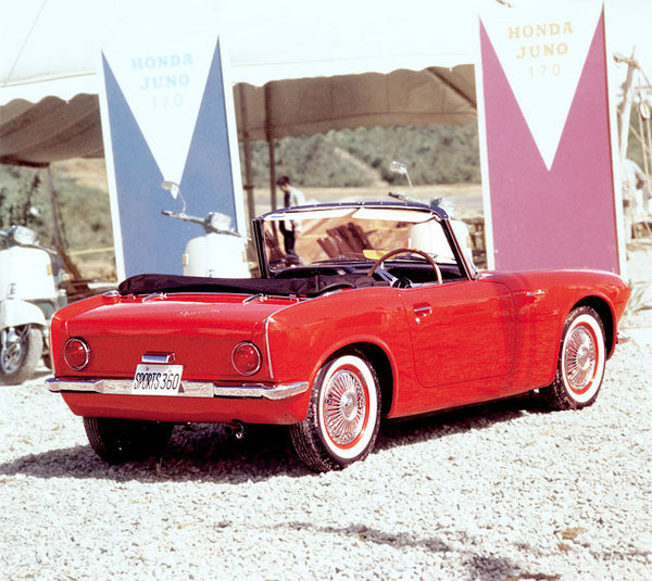 1962 Honda S360 Review Top Speed