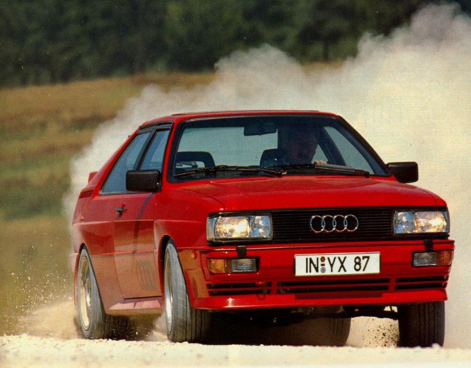 1981 1991 audi quattro review top speed. Black Bedroom Furniture Sets. Home Design Ideas