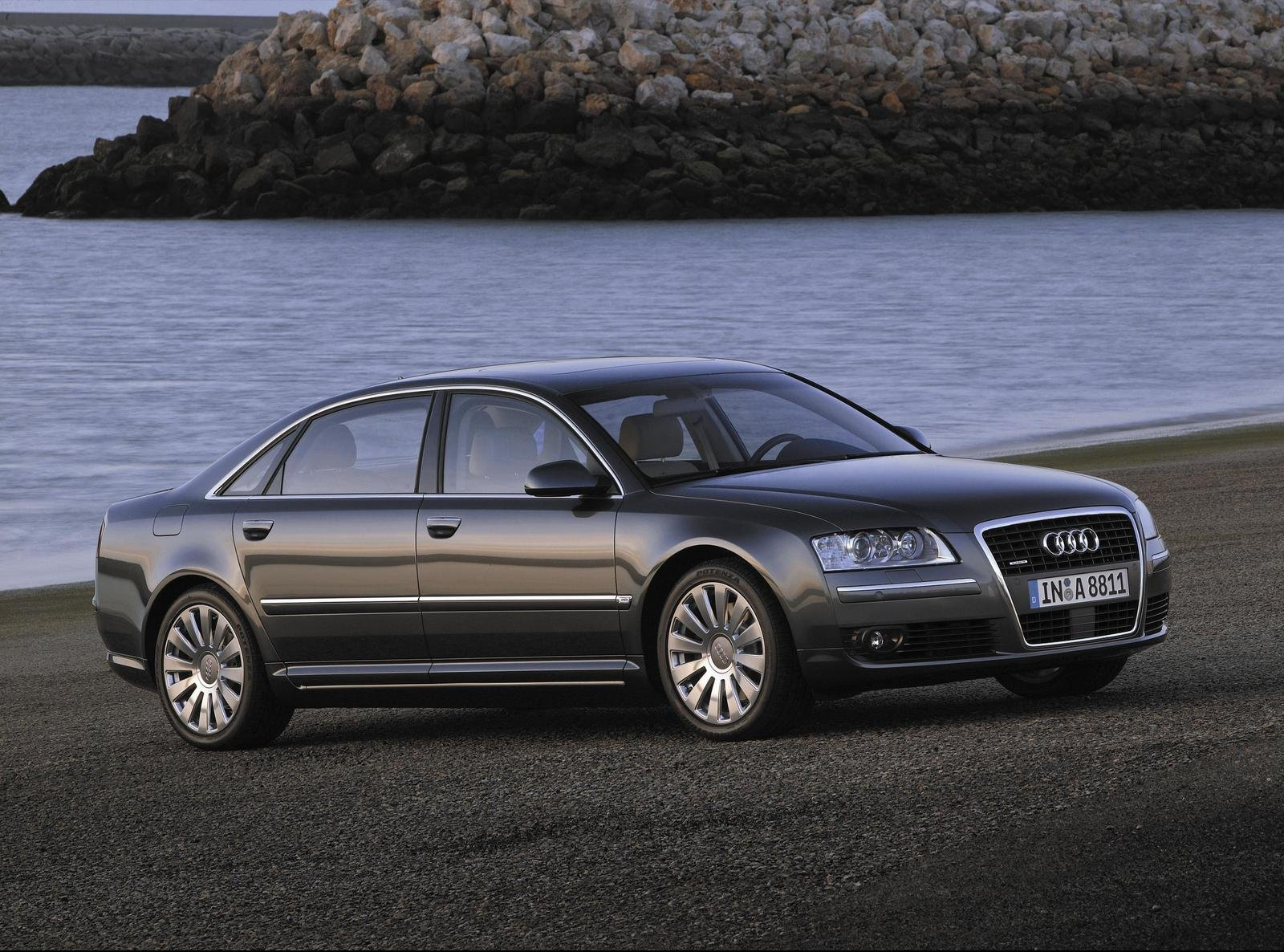2006 2007 audi a8 picture 162752 car review top speed. Black Bedroom Furniture Sets. Home Design Ideas