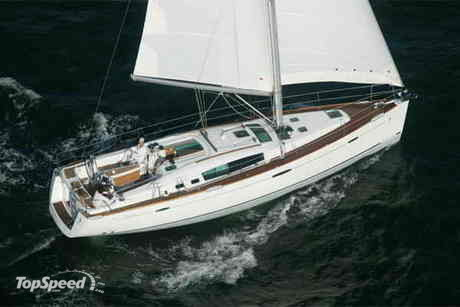 Beneteau 46 is a prestigious yacht that heralds a new era in the history of ...
