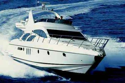 2007 Azimut 62 Evolution