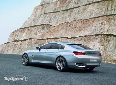The sum total of such qualities in the BMW Concept CS can be created only on