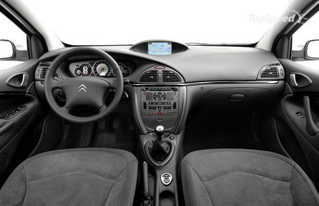 the sophisticated controls underline the character of the interior
