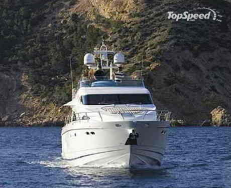 fairline squadron 68 picture. Since her world launch last September, ...