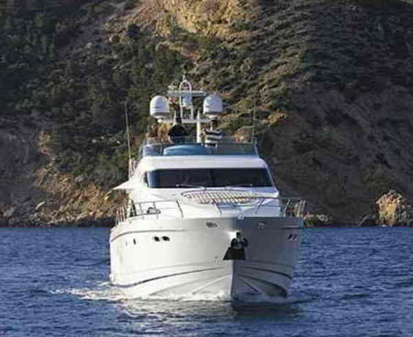 fairline squadron 68 picture