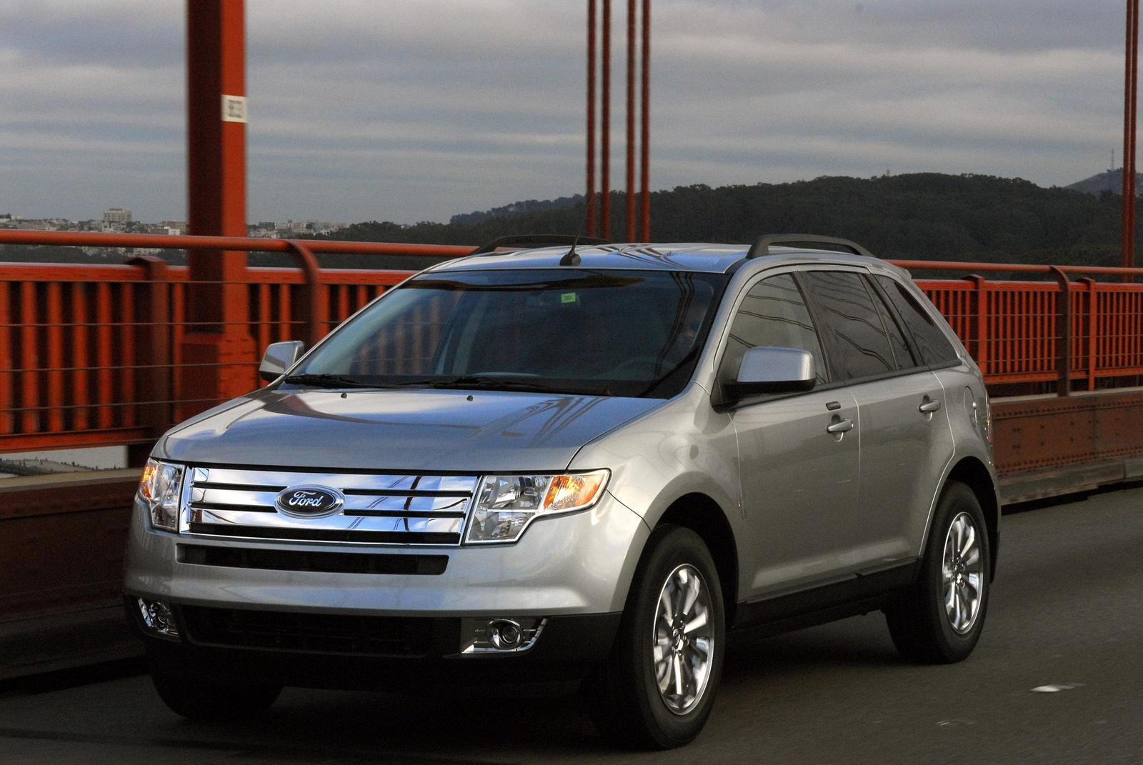 2007 ford edge picture 161931 car review top speed. Black Bedroom Furniture Sets. Home Design Ideas
