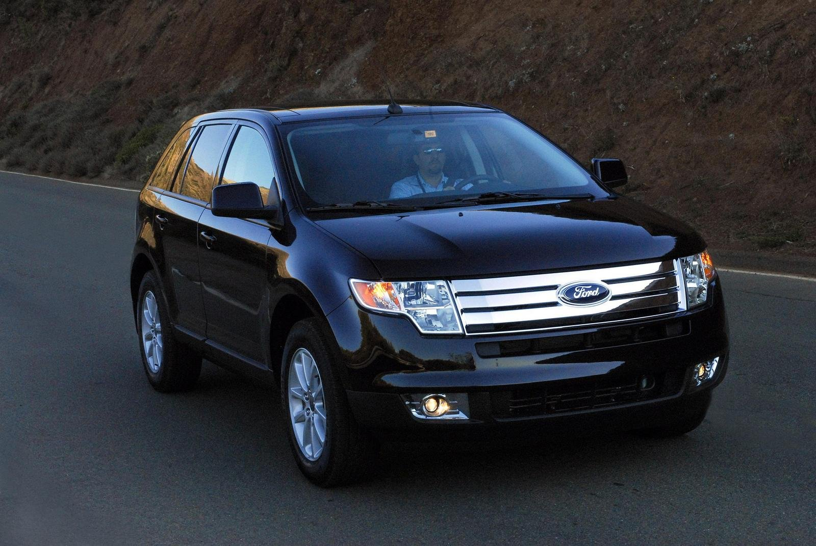 2007 ford edge picture 161916 car review top speed. Black Bedroom Furniture Sets. Home Design Ideas
