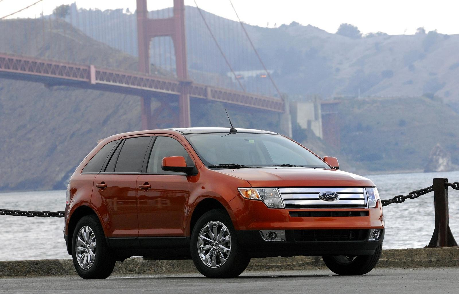 2007 ford edge picture 162012 car review top speed. Black Bedroom Furniture Sets. Home Design Ideas