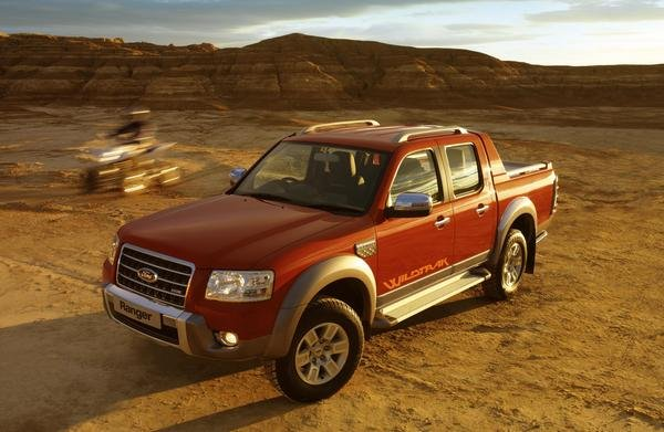 ford ranger wildtrak picture