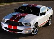 Ford Shelby GT500 Red Stripe Appearance Package