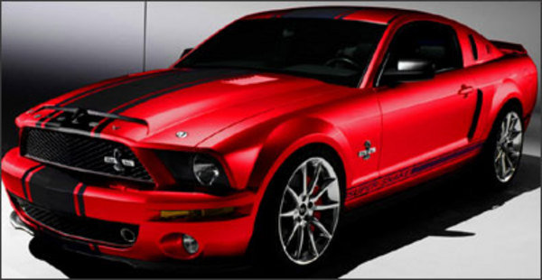 """Shelby Las Vegas >> 2007 Ford Shelby GT500 """"Super Snakes"""" Review - Top Speed"""