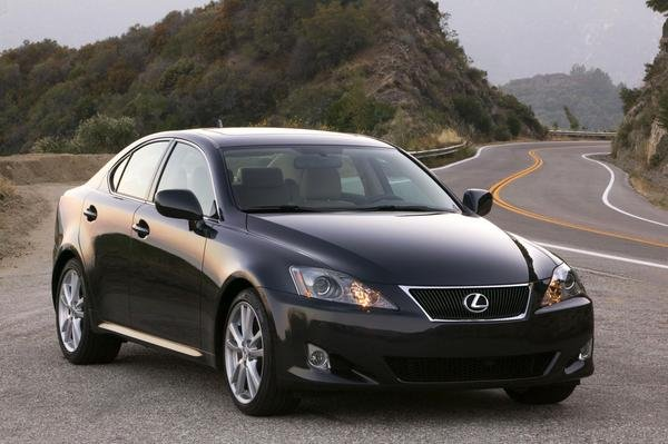 2007 lexus is 350 car review top speed. Black Bedroom Furniture Sets. Home Design Ideas