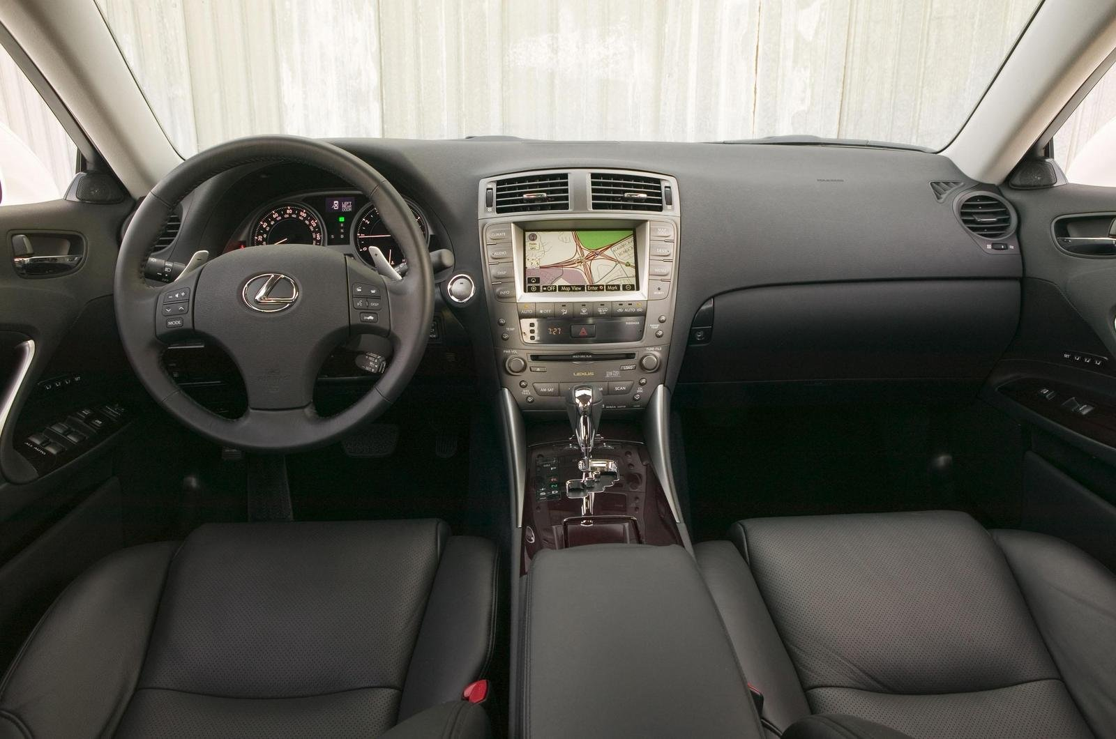 2007 lexus is350 reviews and rating motor trend autos post. Black Bedroom Furniture Sets. Home Design Ideas