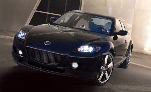2007 mazda rx 8 kuro car review top speed. Black Bedroom Furniture Sets. Home Design Ideas