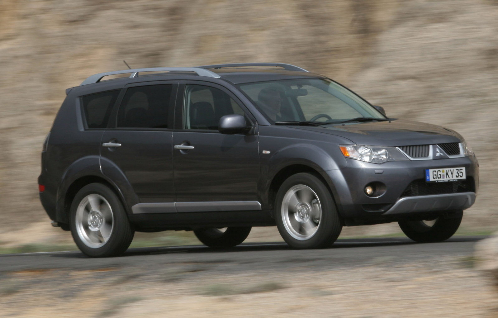 2007 mitsubishi outlander review top speed. Black Bedroom Furniture Sets. Home Design Ideas