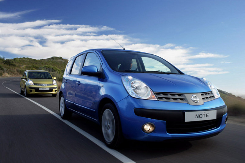 2007 nissan note review top speed. Black Bedroom Furniture Sets. Home Design Ideas