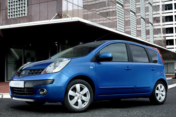 2007 nissan note car review top speed. Black Bedroom Furniture Sets. Home Design Ideas