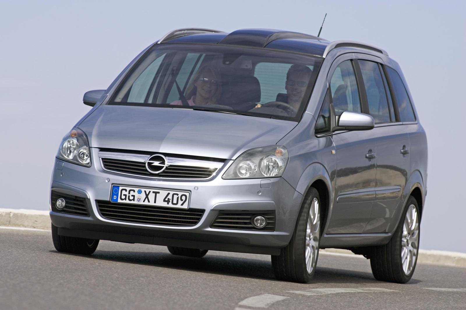 2007 opel zafira picture 163264 car review top speed. Black Bedroom Furniture Sets. Home Design Ideas