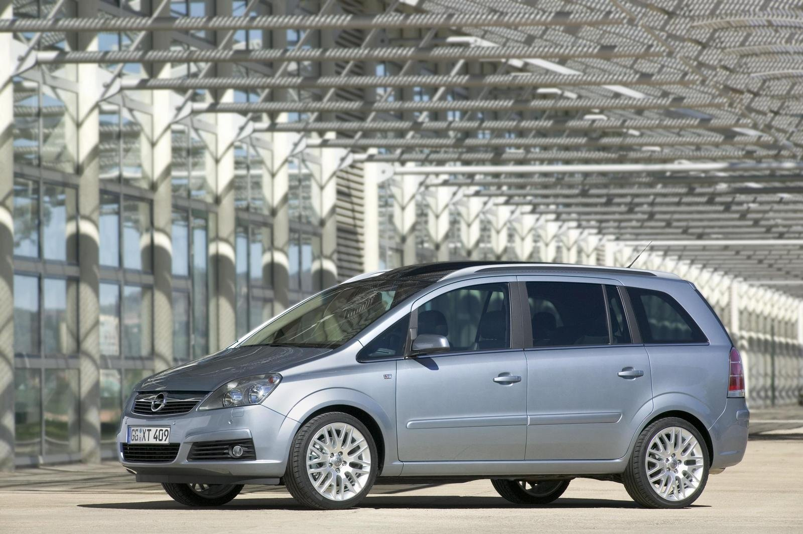 2007 opel zafira picture 163265 car review top speed. Black Bedroom Furniture Sets. Home Design Ideas