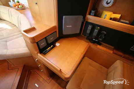 This is not to say the 49 is simply a scaled down Oyster 53, ...