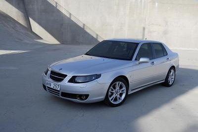 2007 Saab 9-5 | Top Speed