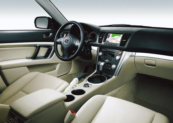 2007 Subaru Outback Car Review Top Speed