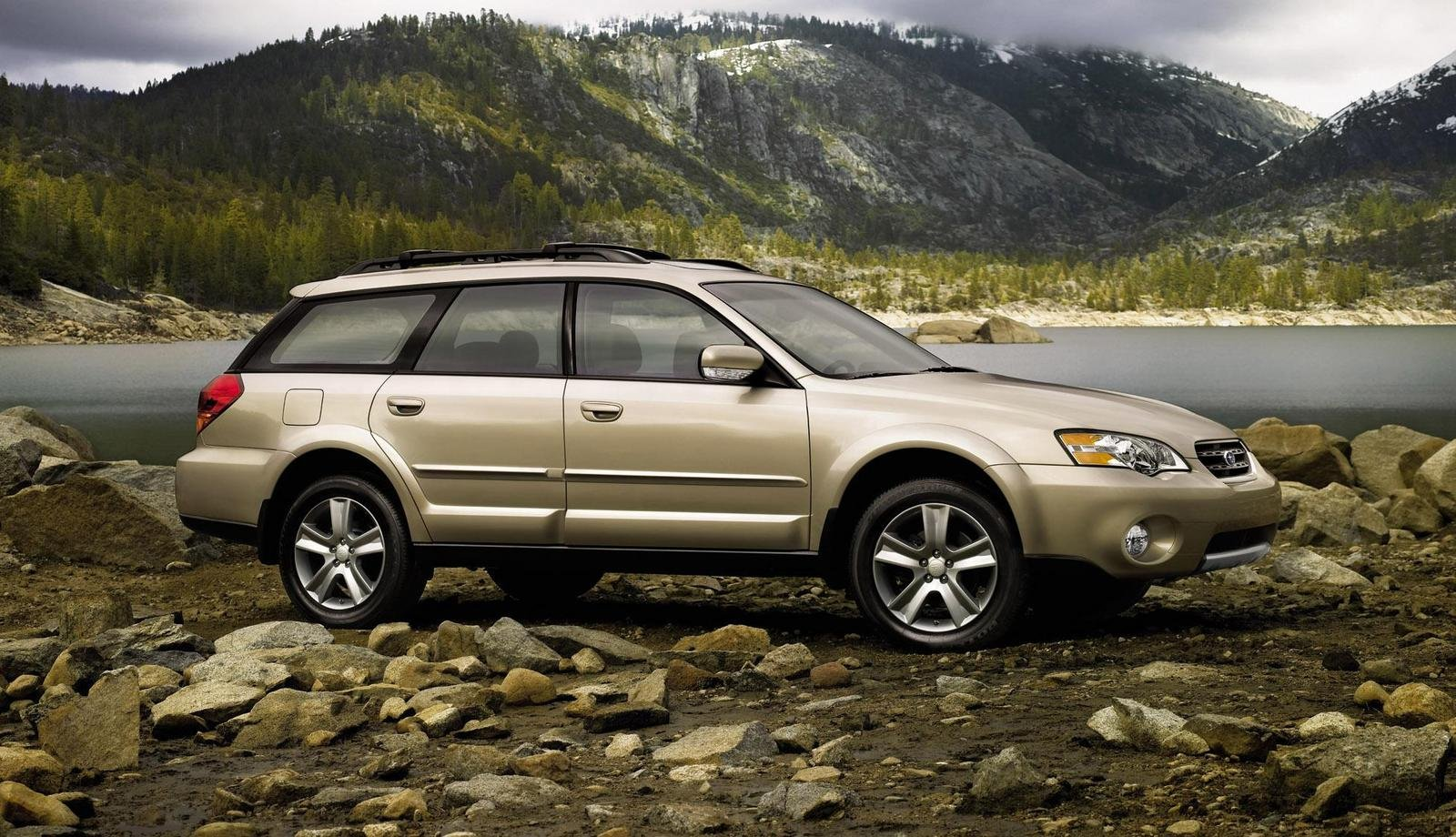 2007 Subaru Outback Picture 165356 Car Review Top Speed