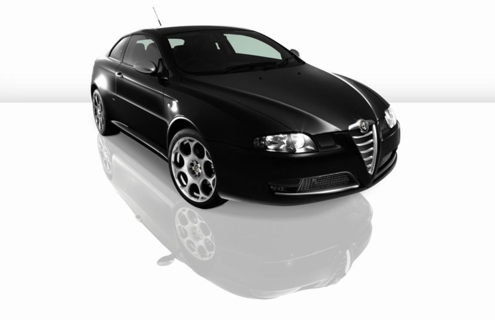 2008 alfa romeo gt blackline review top speed. Black Bedroom Furniture Sets. Home Design Ideas