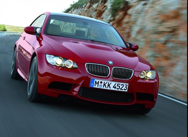 2008 BMW M3 Coupe | Top Speed