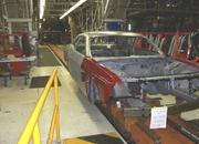 2008 Dodge Challenger on the Assembly Line - image 165919