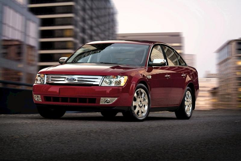 2008 Ford Taurus - pricing announced