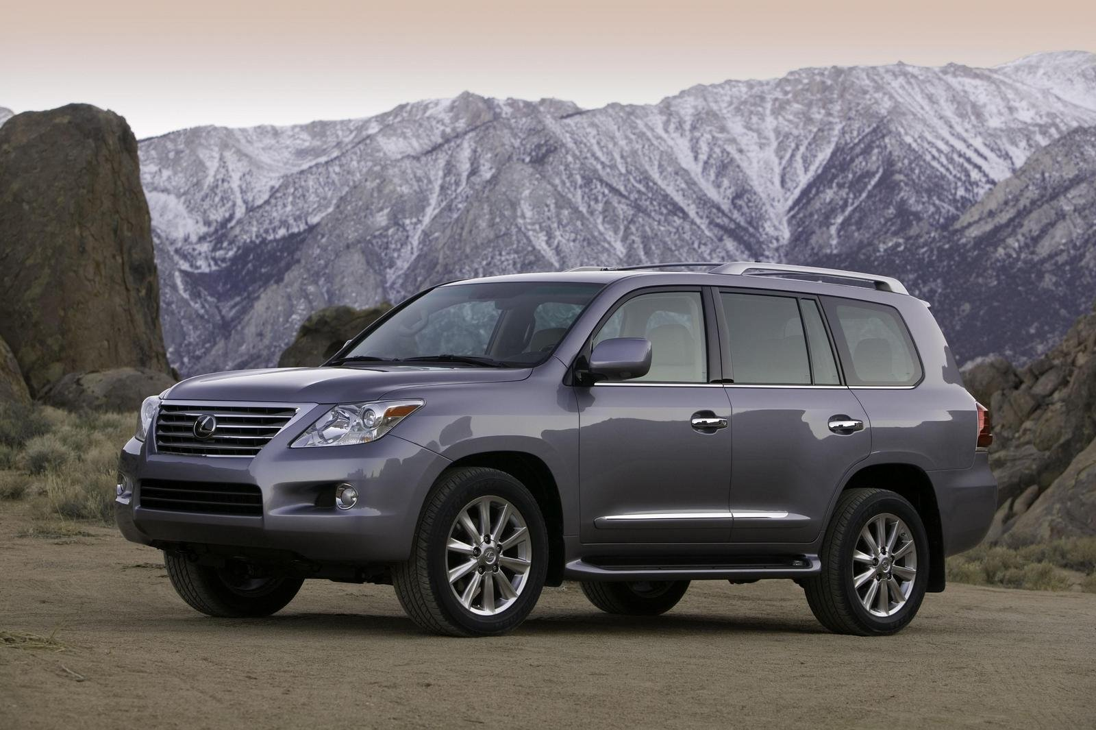 2008 Lexus Lx 570 Picture 159277 Car Review Top Speed