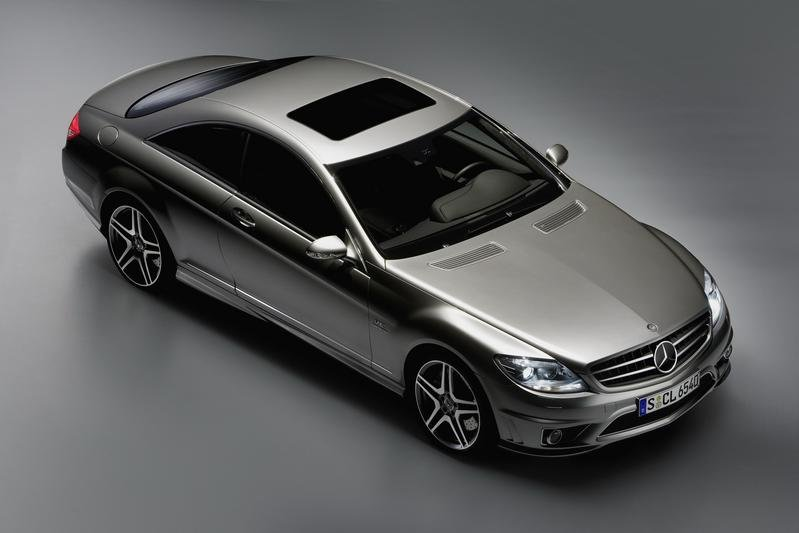 2008 Mercedes CL 65 AMG
