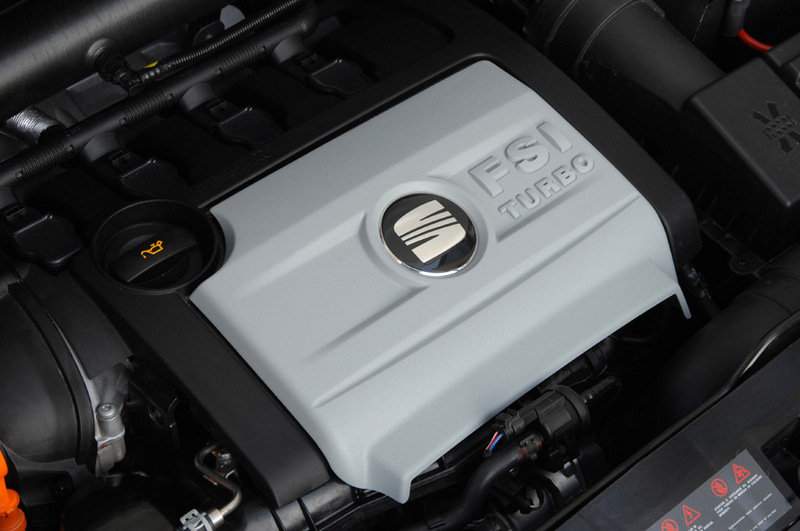 Altea XL received a 1.8 TFSI engine