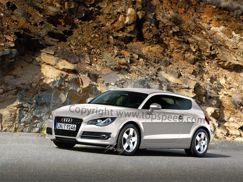 Audi A1 not coming to USA