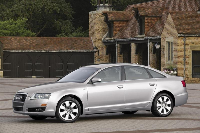 Audi A4 and A6 - 2007 Four-wheel-drive Car of the Year