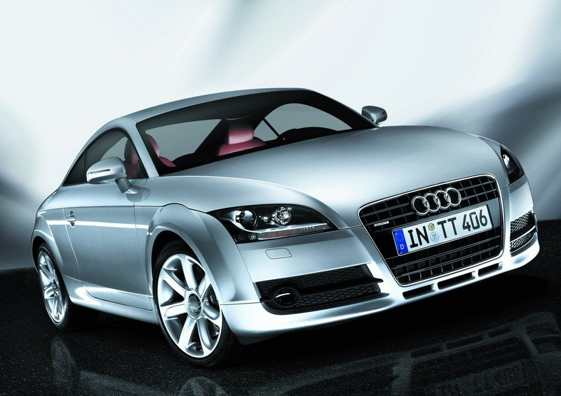 Audi TT - 2007 World Car Design of the year
