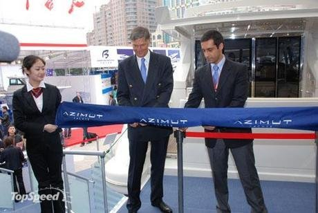 Focusing on continued international development, Azimut Yachts strengthens ...
