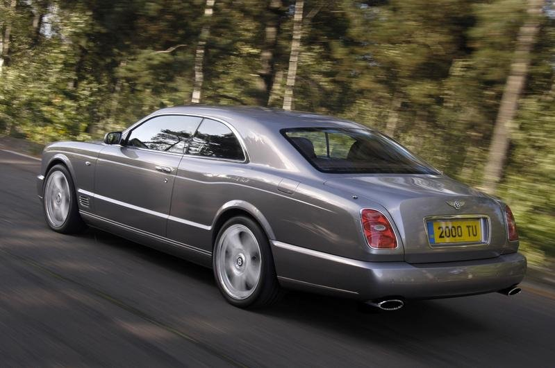 Bentley Brooklands a real succes: half allready sold out