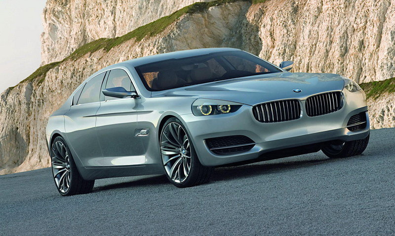 BMW CS Concept to inspire future models?