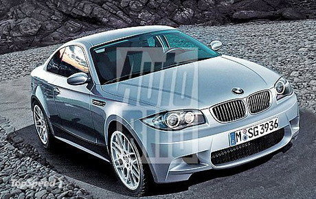 Bmw M1 Series Coupe. mw m1 to debut in 2008
