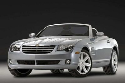 Chrysler to stop Crossfire production