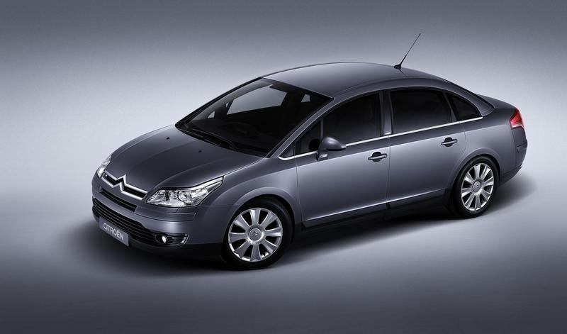 2007 Citroen C4 notchback