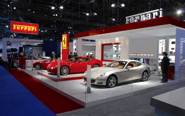 New Ferrari Cars New York 7